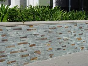 veneer retaining walls landscaping network