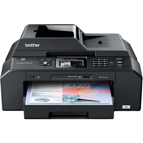 Printer Mfc J5910dw mfc j5910dw color inkjet multifunction printer