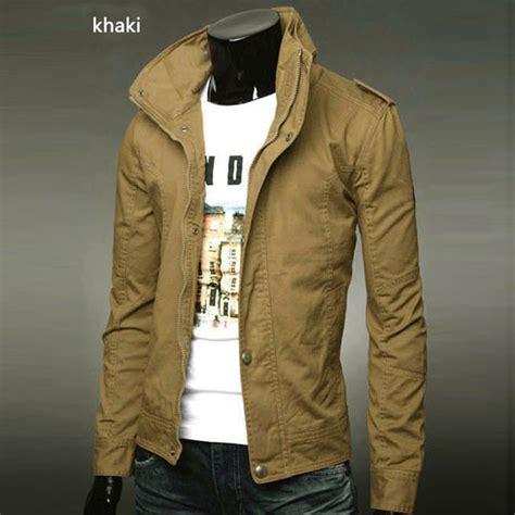 M 8 Styles Fashion Denim Jacket Slim Fit 2015 s blazer leisure stand collar fashion