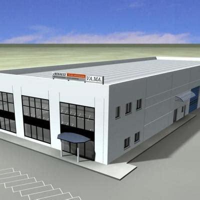 progetto capannone industriale progetto e costruzione capannone industriale chieti