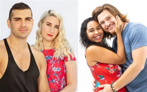 day fiance season  couples premiere date trailer
