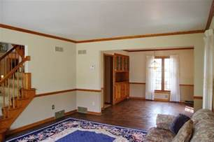 good questions painting wood trim where to stop