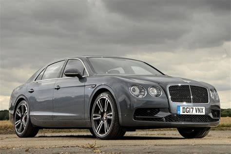 used bentley price bentley flying spur saloon from 2013 used prices parkers