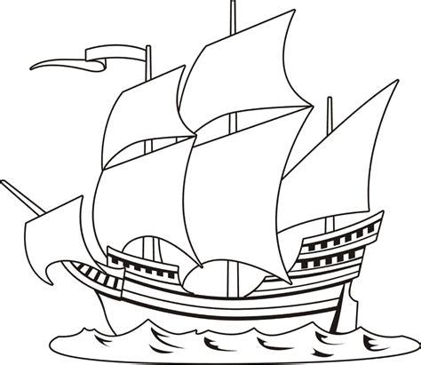 los barcos de cristobal colon para colorear im 225 genes para colorear de las carabelas de colon banco