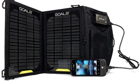 goal zero solar charger review goal zero nomad 7 solar charger