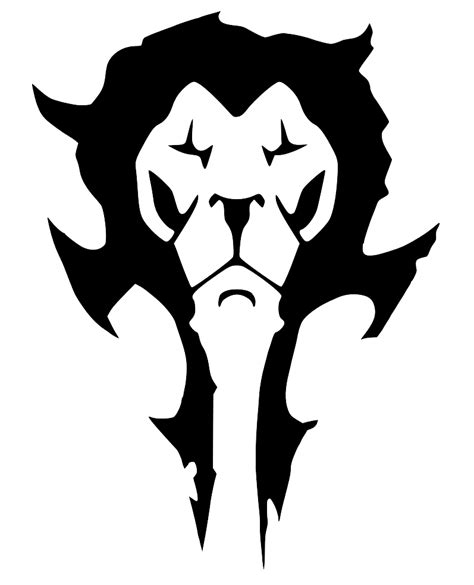 pandaren horde symbol