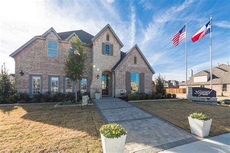 american legend homes windsong ranch prosper