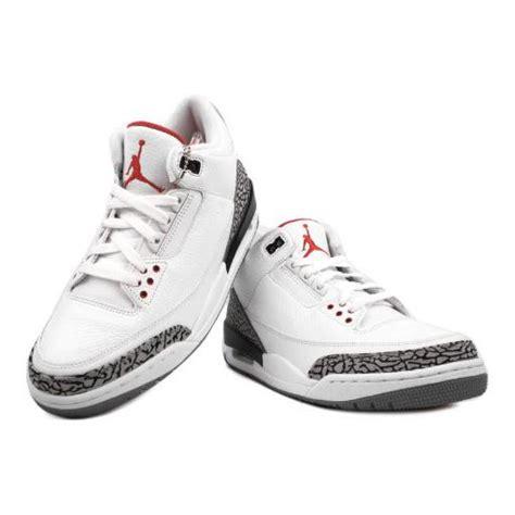 air retro 3 basketball shoes nike air 3 retro 2011 basketball shoe for