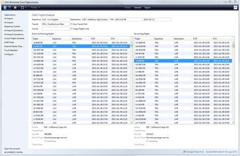 air cargo software scope riege software
