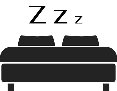 bed vector carving out time for sleep crucial to health healthy weight co
