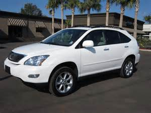 lexus rx 350 2009 technical specifications interior and