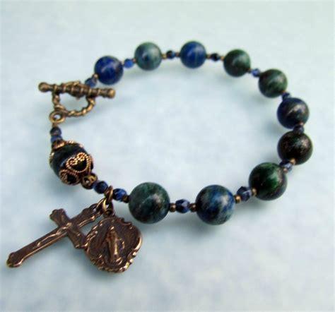 Handmade Rosary Bracelets - handmade catholic rosary bracelets