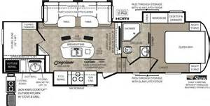 5th wheel bunkhouse floor plans 5th wheel bunkhouse floor plans quotes