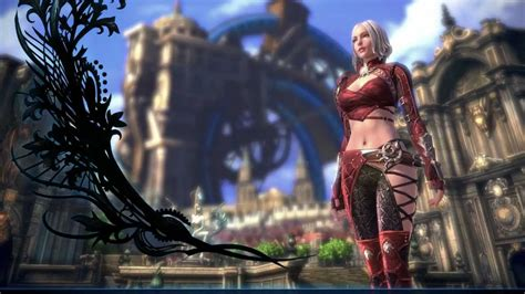 woman warrior 2 youtube tera online beta 1 female human character creation and