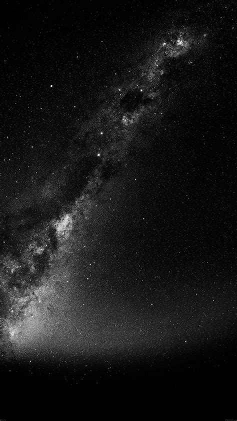 sky wallpaper black and white summer black night revisited star space sky iphone 6s