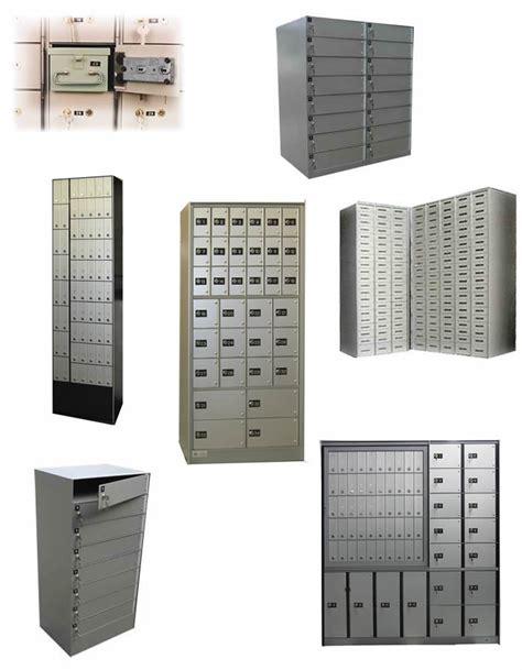 cassette di sicurezza postali prodotti su misura