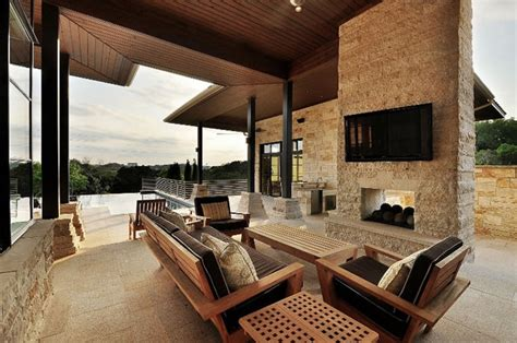 cornerstone architects barton creek residence by cornerstone architects texas