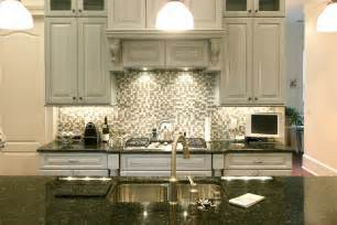Glass Tile Backsplash Ideas For Kitchens The Best Backsplash Ideas For Black Granite Countertops