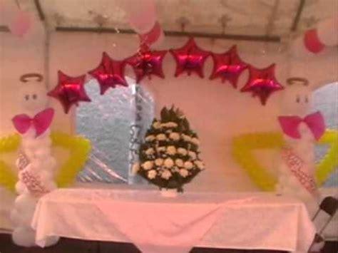 decoracion con globos bautizo de ni a decoracion con globos bautizo ni 209 a valencia eleyce decoracion con globos bautizo