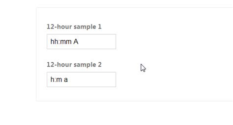 airbnb datepicker a dropdown time picker hour minute second for vue 2