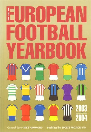the european football yearbook sportsmemories by heartbooks