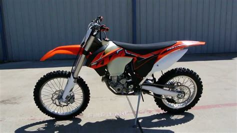 2014 Ktm Xc 250 2014 Ktm 250 Xc F Brand New For Sale 8 599