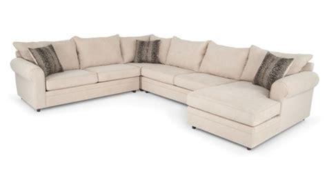 venus chocolate sectional sofa yes venus ii sectional in herbal greyish ideas