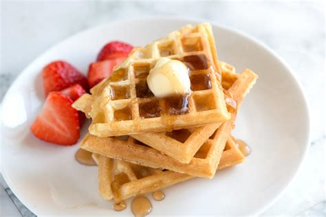 Richy Egg Butter Waffle secrets to the best waffle recipe