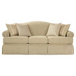 get the look camelback sofas apartment therapy - Camel Back Sofa