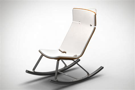 Electric Rocking Chair by The Otarky Rocking Chair Is An Electricity