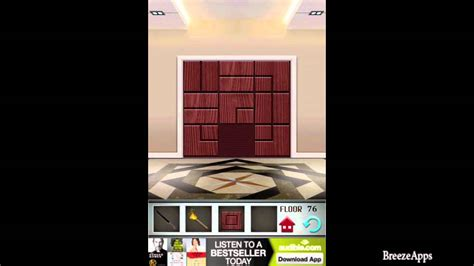 100 Floors Level 76 Solution - 100 floors level 76 walkthrough 100 floors solution