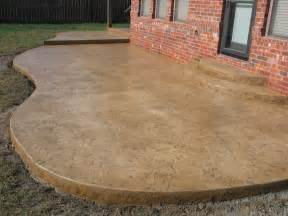 How To Clean Stained Concrete Patio by Concrete Stain Patio Apps Directories