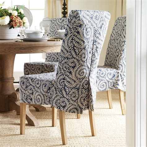 Chair Back Covers For Dining Room Chairs Dining Room Chair Covers Back Two Ways For The Circle