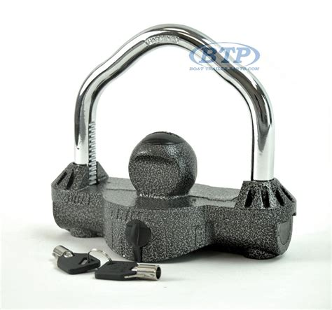 universal boat trailer guides trimax universal boat trailer coupler tongue hitch lock umax50