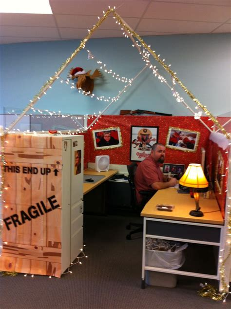 themes in a christmas story 1000 images about cube decorating on pinterest reindeer