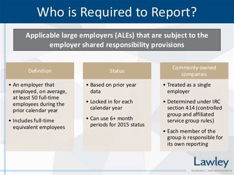 affordable care act aca reporting requirements forms