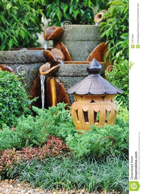garden decoration things garden decoration stock images image 17971264