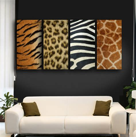 art prints for home decor how to use animal prints to liven up your interiors