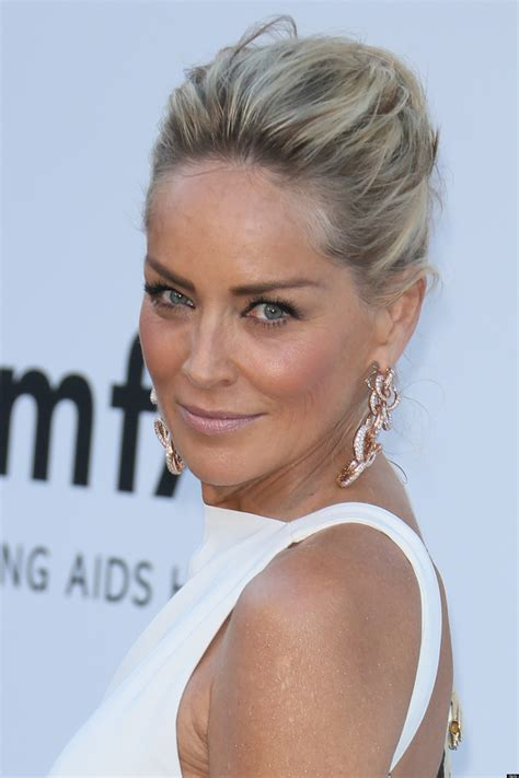 sharon stone breaking news and opinion on the huffington sharon stone michael wudyka dating actress rumored to