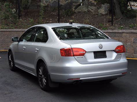 Volkswagen Jetta Sel by Used 2012 Volkswagen Jetta Sel Wsunroof Pzev At Auto House