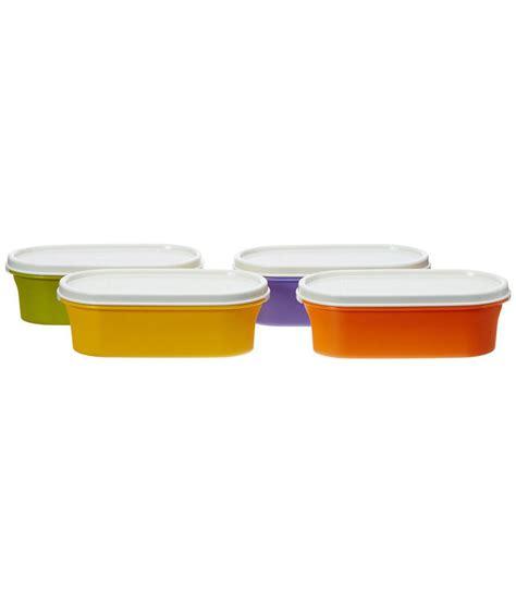 Teflon Tupperware tupperware multicolor 500ml modular mate mm oval 1 plastic