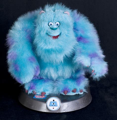 room guard le chat noir boutique disney pixar monsters inc sulley room guard motion activated display