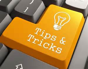 Tips And Tricks tips amp tricks