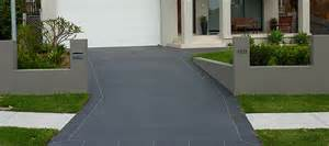 Dark Grey Colour Scheme Olympic Concrete Resurfacing New Driveways Stenciling Decorative Cleaning Resealing Spray