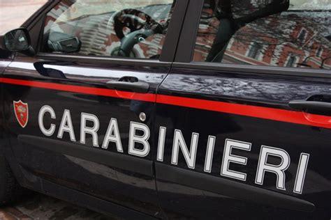 banche terni terni presi ladri rapinatori da carabinieri di san gemini