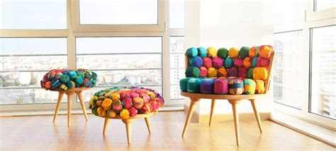 colorful furniture colorful recycled furniture home inspiration