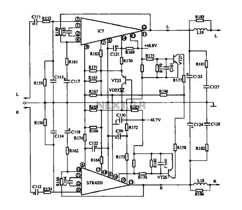 integrated circuit for lifier audio circuit next gr