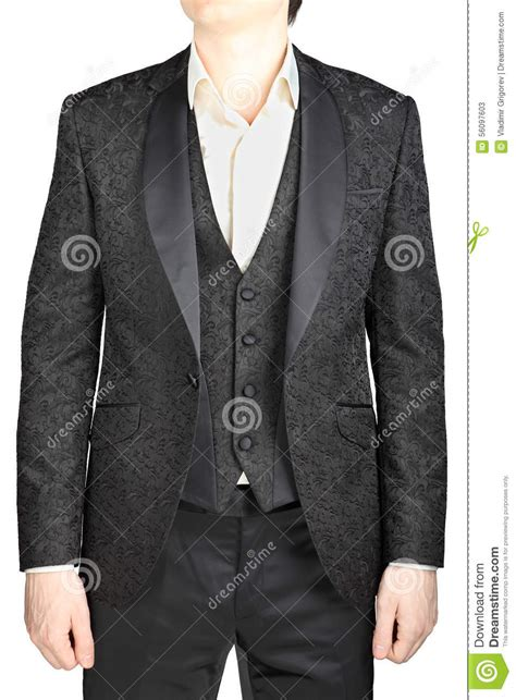 pattern shirt with dark gray suit mens wedding dress black pattern blazer unfastened