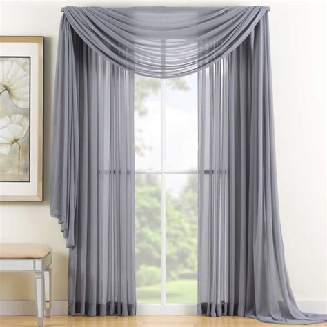 Scarves For Windows Designs 25 Best Ideas About Window Scarf On Pinterest Curtain Scarf Ideas Scarf Valance And Swag