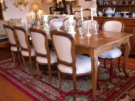 Antique Provincial Dining Room Set by Appealing Antique Provincial Dining Room Set 57 For
